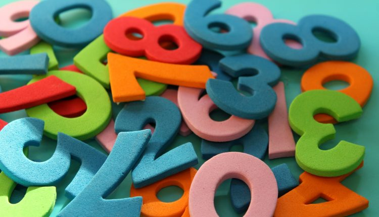 الصيغة العددية